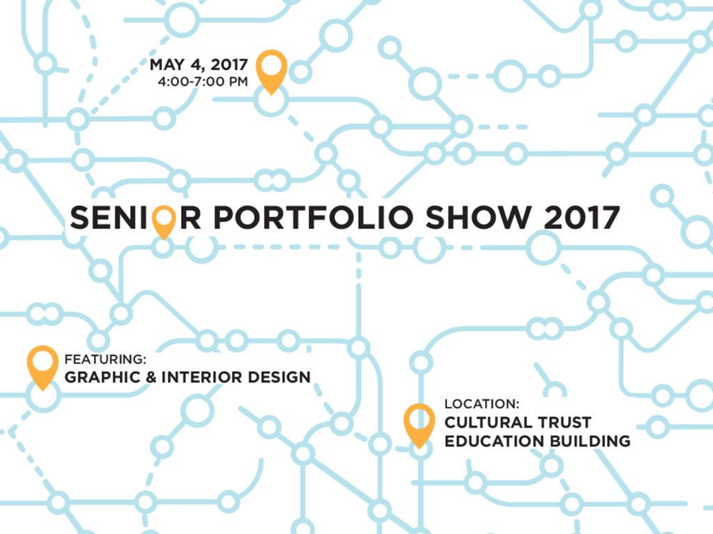 Senior Portfolio Show 2017
